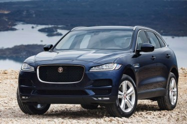 Jaguar F-Pace SUV Crossover 2.0d 180ps R-Sport Auto AWD