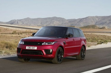 Land Rover Range Rover SUV Sport 5.0 V8 Supercharged Svr Auto