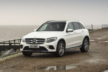 Mercedes GLC-Class SUV GLC220d Estate 2.1 Urban Edition 9G-Tronic Plus 4MATIC