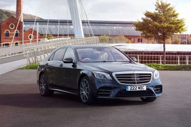 Mercedes S-Class Saloon S350d 3.0 286hp AMG Line Executive Auto