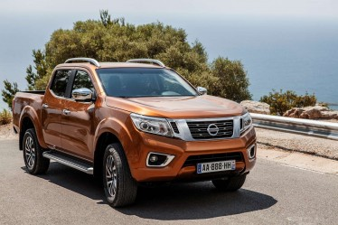 Nissan Navara Pick-Up Pick Up Double Cab 2.3dCi 190 Tekna