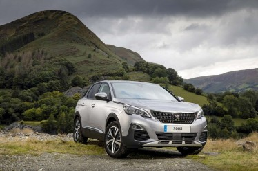 Peugeot 3008 SUV 1.2 PureTech 130 Allure EAT8 Start+Stop