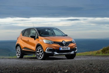 Renault Captur Hatchback 0.9 TCE 90 Iconic