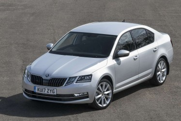 Skoda Octavia Hatchback 5 Door Hatch 1.0 TSI 115ps S