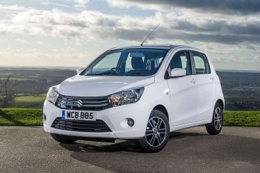 Suzuki Celerio Hatchback 5 Door Hatch 1.0 SZ4 Ags