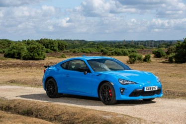 Toyota GT-86 Coupe GT86 Coupe 2.0 D-4S