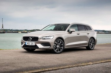 Volvo V60 Estate Estate 2.0 D3 150hp R-Design Auto Start+Stop