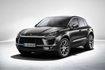 Porsche Macan Estate