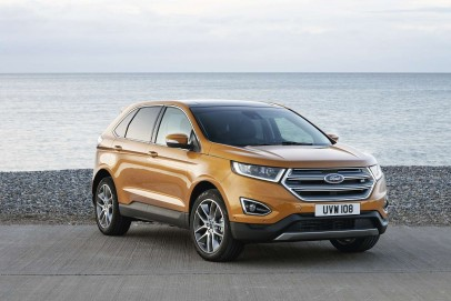 Ford Edge Estate