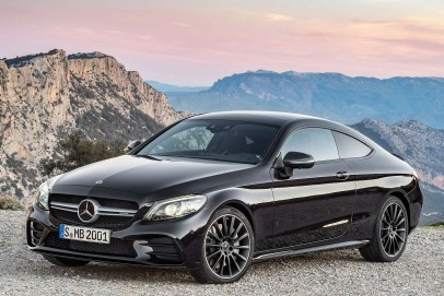 Mercedes C-Class Coupe C200 Coupe 2.0 AMG Line