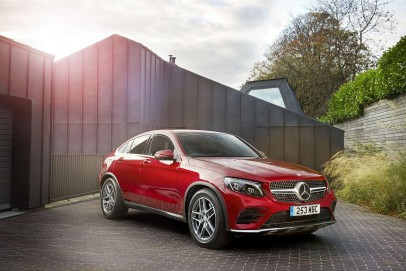 Mercedes GLC-Class Coupe