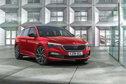 Skoda Scala Hatchback