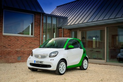 Smart Fortwo Coupe