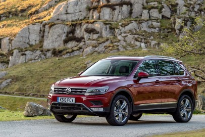 Volkswagen Tiguan SUV 2.0 TDI SCR 150ps 6speed SEL Bmt 2WD