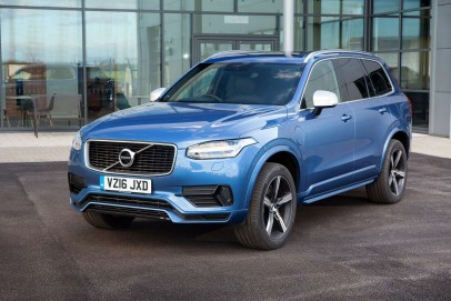 Volvo XC90 SUV 2.0 D5 235hp R-Design Powerpulse Auto AWD