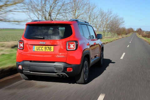Jeep Renegade SUV 1.0 T3 Gse 120hp Longitude