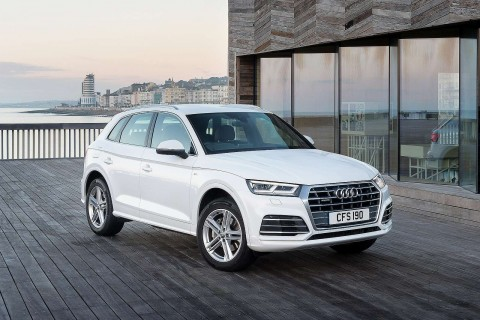 Audi Q5 SUV Deal Of The Week