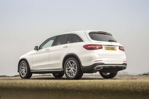 Mercedes GLC-Class SUV GLC220D Estate 2.0 Sport 9G-TRONIC+ 4MATIC