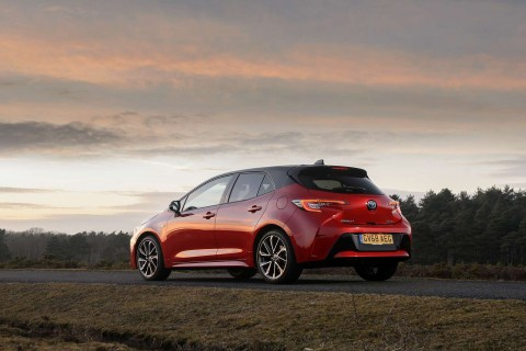 Toyota Corolla Hatchback 5 Door Hatch 1.8 Hybrid 122hp Icon CVT