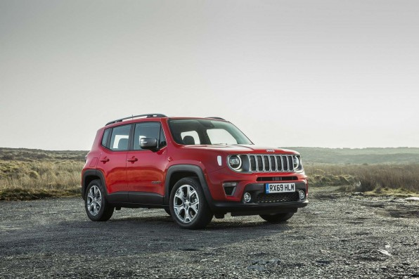 Jeep Renegade SUV – 1.0 T3 Gse 120hp Sport