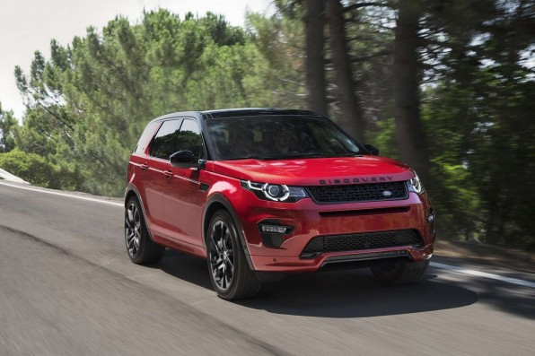 Land Rover Discovery Lease >> Personal Business Land Rover Discovery Car Leasing Pink