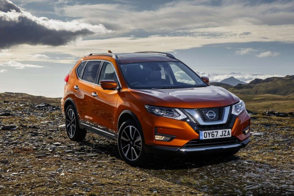 About Leasing a Nissan X-Trail