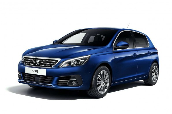 Latest Peugeot 308 Car Lease Deals