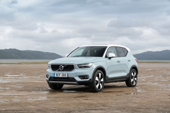 Personal Business Volvo Xc40 Car Leasing Pink Car Leasing