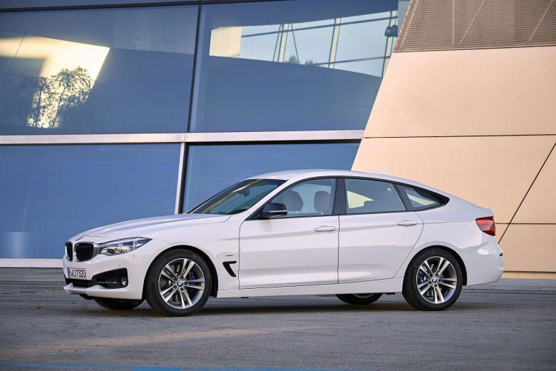 Bmw 3 Series Gran Turismo 320d 5 Door 2 0 Xdrive Se Professional Media Auto Lease Deal Applied Leasing