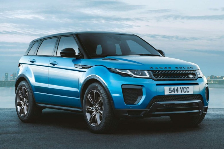 Land Rover Range Rover Evoque Hatchback Evoque 5 Door 2.0 D150 R-Dynamic S Auto AWD