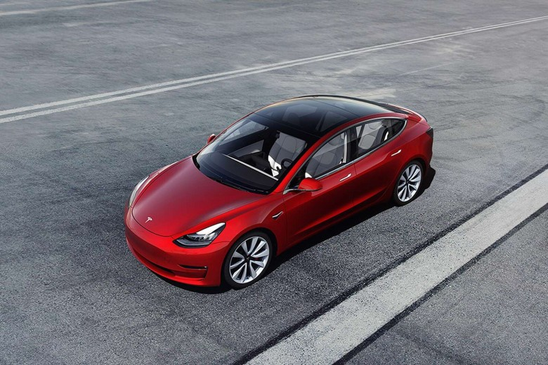Tesla Model 3 Saloon Standard Plus Auto RWD