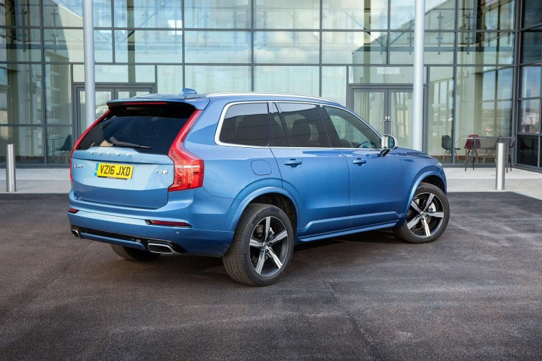 Volvo Xc90 Suv 2 0 T8 390hp Hybrid R Design Auto Awd Lease Deal Applied Leasing
