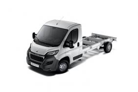 Peugeot Boxer Chassis Cab