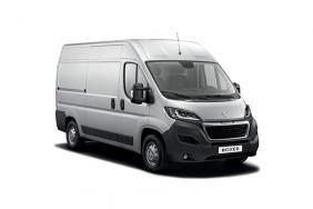 Peugeot Boxer Large Van