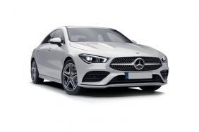Mercedes CLA-Class Coupe