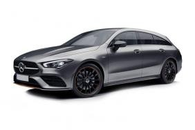 Mercedes CLA-Class Estate