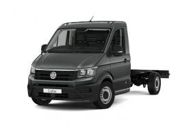 Volkswagen Crafter Chassis Cab