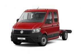Volkswagen Crafter Combi/Crew Cab/Window