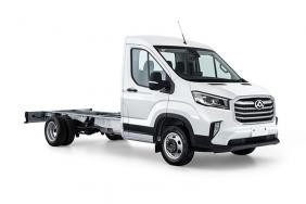 Maxus Deliver 9 Chassis Cab