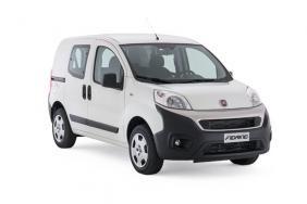 Fiat Fiorino Combi/Crew Cab/Window