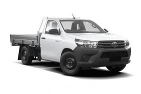 Toyota Hilux Dropside