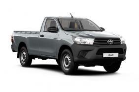 Toyota Hilux Combi/Crew Cab/Window