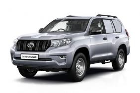 Toyota Land Cruiser Commercial