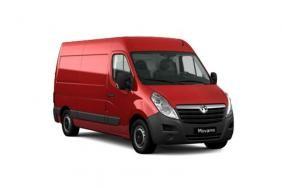 Vauxhall Movano Large Van