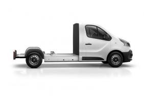 Nissan NV300 Chassis Cab