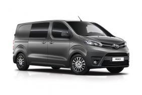 Toyota Proace Combi/Crew Cab/Window