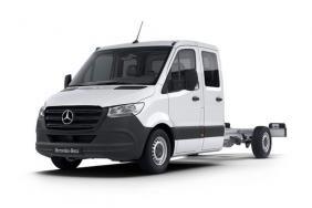 Mercedes Sprinter Combi/Crew Cab/Window