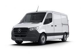 Mercedes Sprinter Large Van