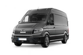 Man Truck And Bus UK TGE High Roof