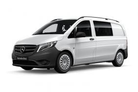 Mercedes Vito Combi/Crew Cab/Window
